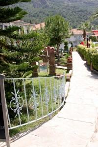 majestic hotel garden