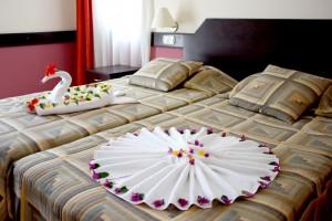 majestic hotel room